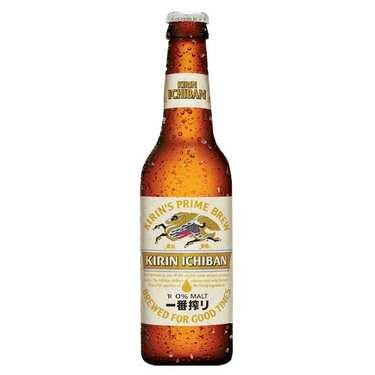 Kirin Ichiban - Japanese Beer - 5%