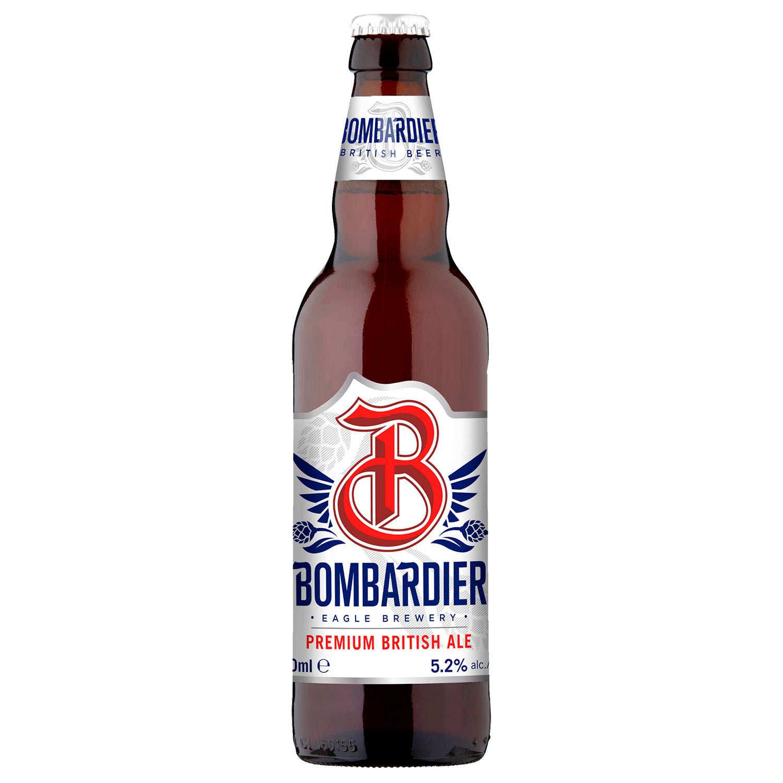 Bombardier English Premium Bitter - 5.2%