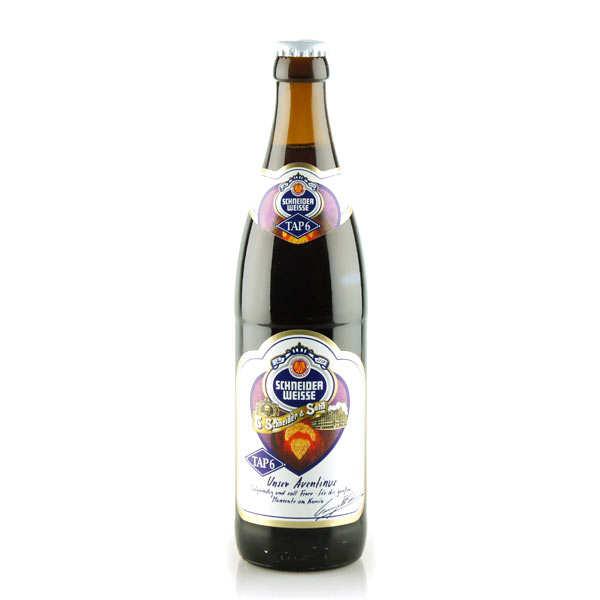 Schneider Weisse TAP 6 - Unser Aventinus - Bière Allemande - 8,2%
