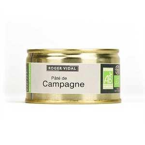 Roger Vidal - Pâté de campagne Bio