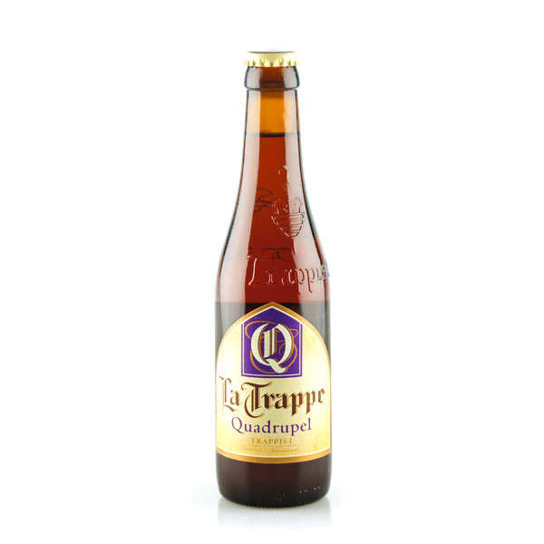 La Trappe Quadrupel - Dutch Trappist Beer - 10%