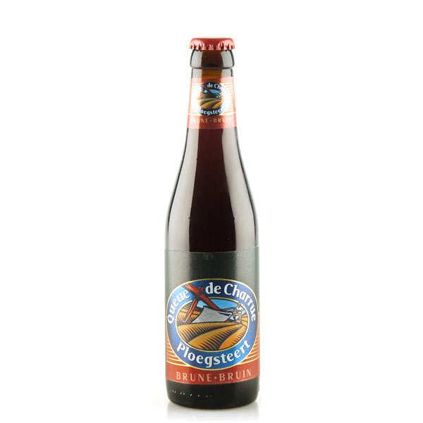 Queue de Charrue Brune - Bière Belge 5,4%
