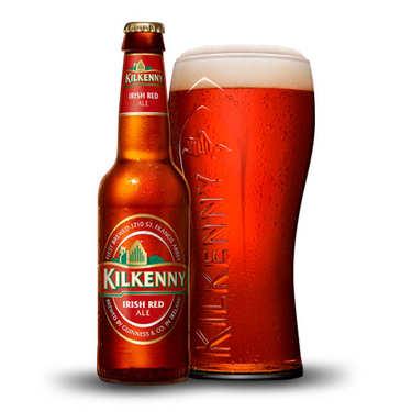 Kilkenny Irish Red Ale - Bière rousse Irlandaise 4,3%