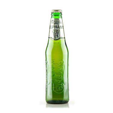 Carlsberg Elephant - Bière Blonde Danoise - 7,2%