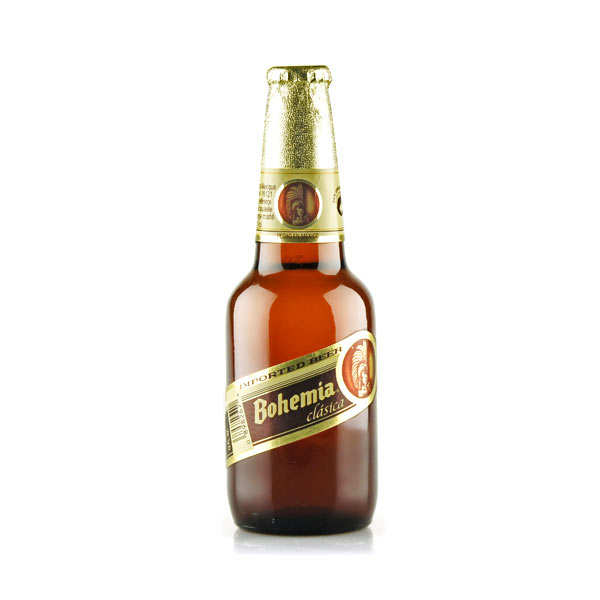 Bohemia - Mexican Blond Beer - 4.5%