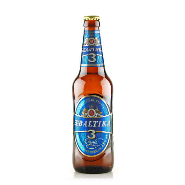 Baltika N 176 3 Classic Russian Beer 4 8 Bienmanger Com
