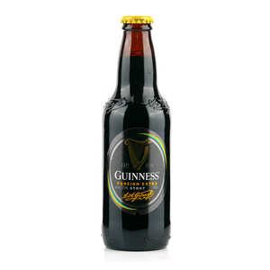 Brasserie Guinness - Guinness Foreign Extra - Bière stout Irlandaise - 7.5%