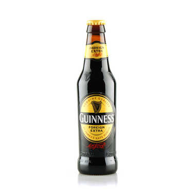 Guinness Foreign Extra - Bière stout Irlandaise - 7.5%