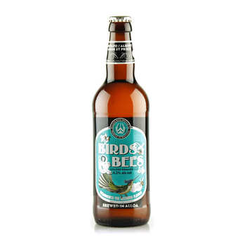 Williams Bros Brewing - Williams Bros Birds & Bees - Bière Blonde Ecossaise - 4,3%