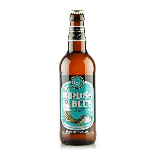 Williams Bros Birds & Bees - Bière Blonde Ecossaise - 4,3%