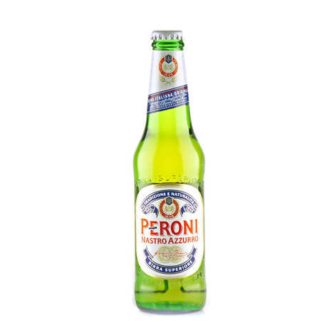 S.p.A. Birra Peroni - Peroni Nastro Azzurro - Bière Blonde Italienne - 5,1%