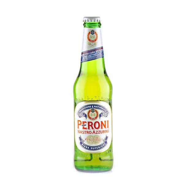 Peroni Nastro Azzurro - Bière Blonde Italienne - 5,1%