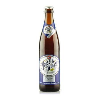 Brasserie Maisel - Maisel's Weisse Original - Bière Ambrée Allemande - 5,2%