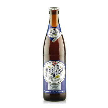 Maisel's Weisse Original - Bière Ambrée Allemande - 5,2%