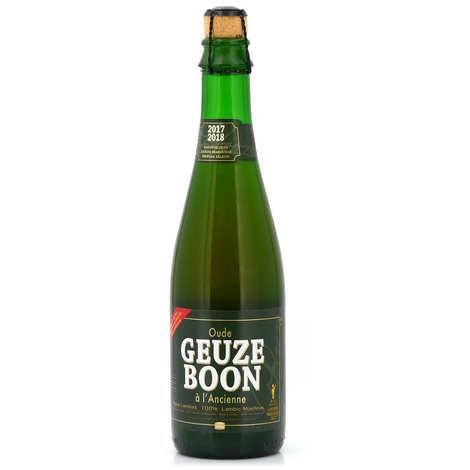 Brasserie Boon - Oude Gueuze Boon à l'ancienne - Bière Lambic Belge - 7%