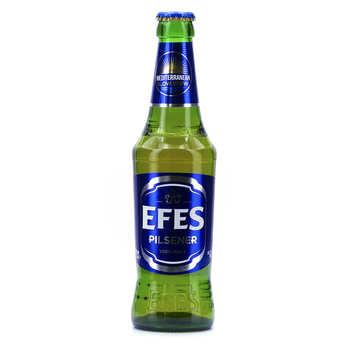 Erciyas Biracilik ve Malt Sanoyi - Efes Pilsen - Turkish Beer - 5%