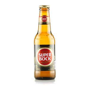 Unicer - Super Bock - Portuguese Blonde Beer - 5.2%