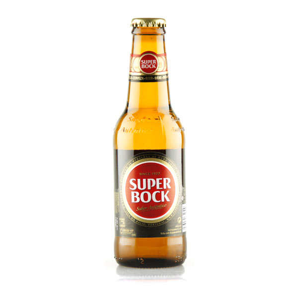 Super Bock - Portuguese Blonde Beer - 5.2%