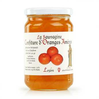 La Sauvagine - Bitter Orange Marmalade from Lozère