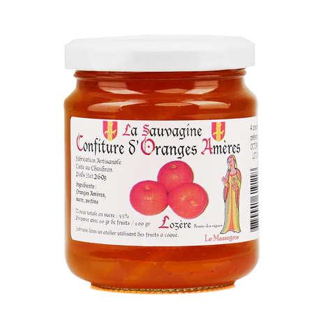 La Sauvagine - Confiture d'Oranges Amères