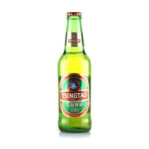 Tsingtao Brewery - Tsingtao - Bière Chinoise - 4,7%