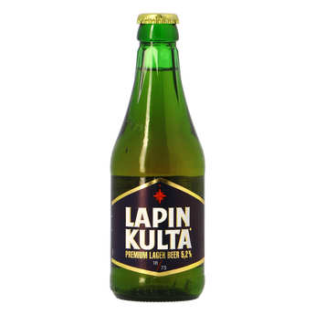 Hartwall PLC - Lapin Kulta - Bière Blonde Finlandaise - 5,2%