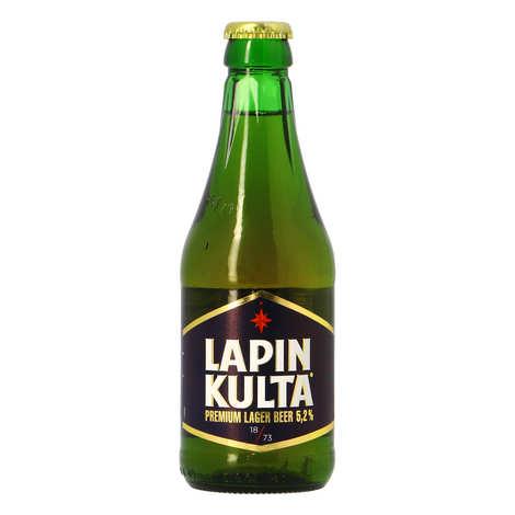Hartwall PLC - Lapin Kulta - Finnish Blonde Beer - 5.2%