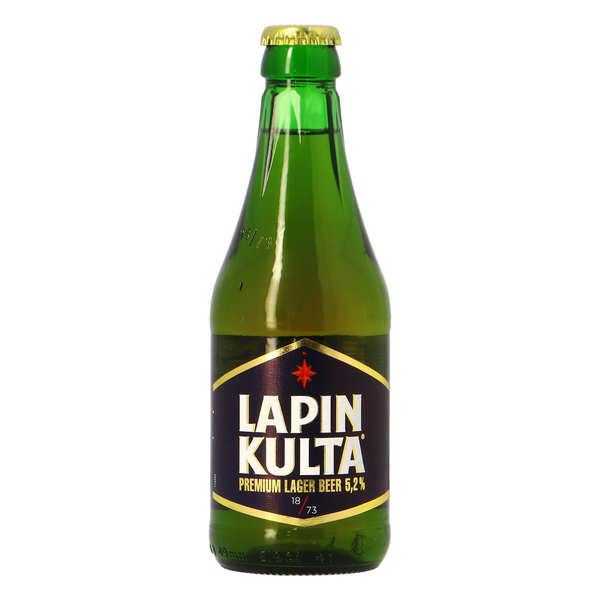 Lapin Kulta - Bière Blonde Finlandaise - 5,2%