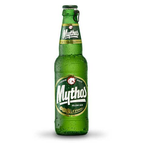 Mythos Breweries - Mythos Blonde Greek Beer - 4.7%