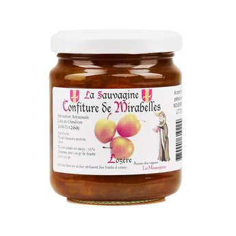 La Sauvagine - Mirabelle Plum Jam from Lozère