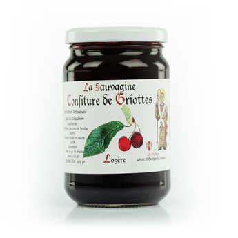 La Sauvagine - Morello Cherry Jam from Lozère