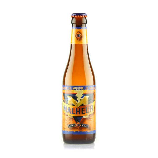 Malheur 10 - Bière Blonde Belge - 10%