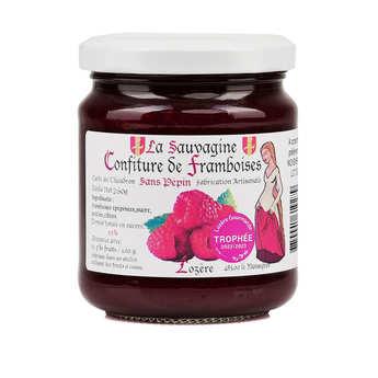 La Sauvagine - Confiture de Framboises - Lozère