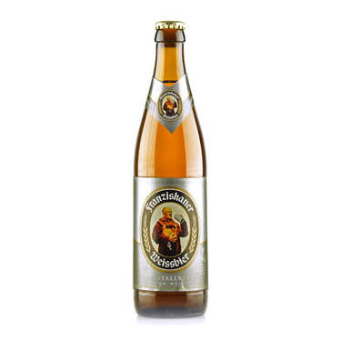 Franziskaner Weissbier Kristallklar - German Blond Beer - 5%