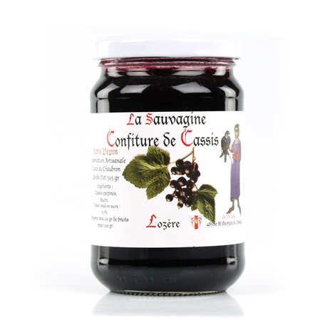 La Sauvagine - Blackcurrant Jam from Lozère