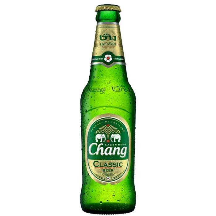 Chang - Thai Beer - 5%