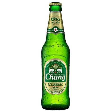 T.C.C. Cosmo Corporation - Chang Beer - Bière Blonde Thailandaise - 5%