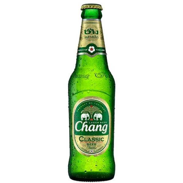 Chang Beer - Bière Blonde Thailandaise - 5%