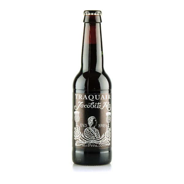 Traquair Jacobite Ale - Bière Brune Ecossaise - 8%
