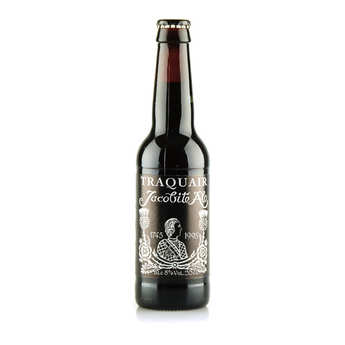Traquair House - Traquair Jacobite Ale - Bière Brune Ecossaise - 8%