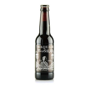 Traquair Jacobite Scottish Dark Ale - 8%