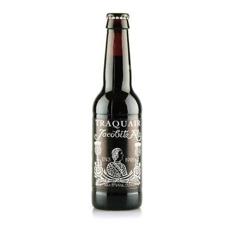 Traquair House - Traquair Jacobite Ale - Bière Brune Ecossaise - 8%