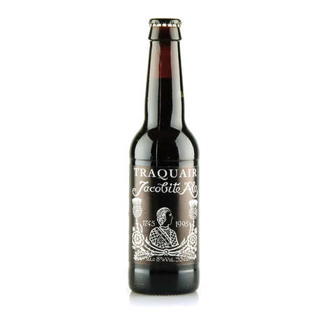 Traquair House - Traquair Jacobite Scottish Dark Ale - 8%