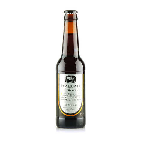 Traquair House - Traquair House Ale - Bière Brune Ecossaise - 7,2%