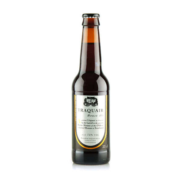 Traquair House Ale - Brown Scottish Beer - 7.2%