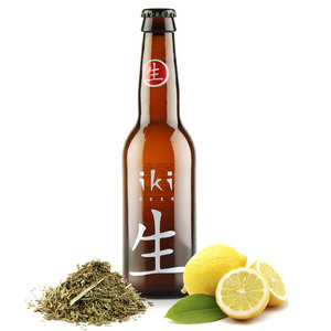 Brasserie iKibeer - Iki Beer - Bière au thé vert et au yuzu - 4,5%