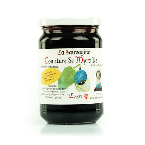 La Sauvagine - Wild Blueberry Jam