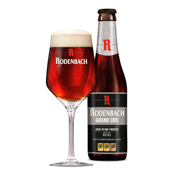 Rodenbach Grand Cru - Belgian Beer - 6%