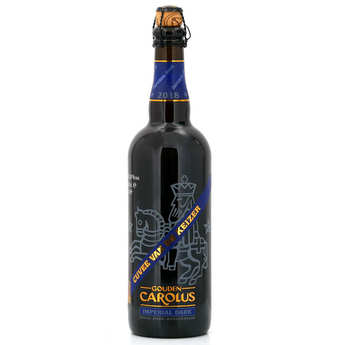 Brasserie Het Hanker - Gouden Carolus Cuvée Van de Keizer - Bière Belge Brune - 11%