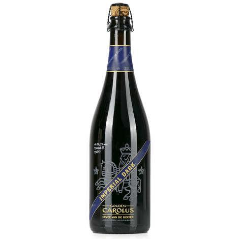 Brasserie Het Hanker - Gouden Carolus Cuvée Van de Keizer - Dark Belgian Beer - 11%